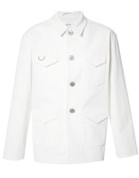 Julien David buttoned jacket