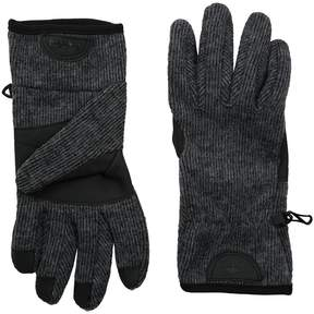 Timberland GL360014 Ribbed Knit Stretch Glove Extreme Cold Weather Gloves