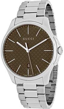 Gucci Watches Mens G-Timeless Watch