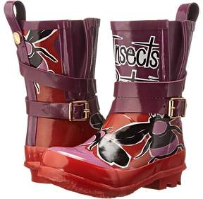 Burberry Holloway Rainboot Girls Shoes