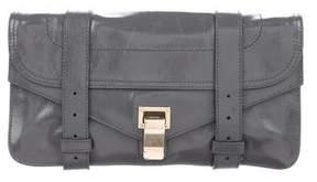 Proenza Schouler Leather PS1 Pochette