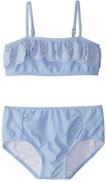 Seafolly Girls' Sweet Summer Bikini Set (2T7) - 8164636