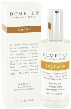 Demeter Log Cabin Cologne Spray for Women (4 oz/118 ml)