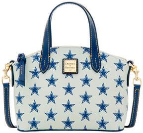 Dooney & Bourke Dallas Cowboys Ruby Mini Satchel Crossbody - NAVY - STYLE