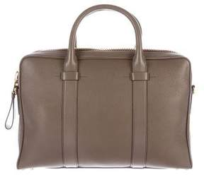 Tom Ford Buckley Trapeze Leather Briefcase w/ Tags