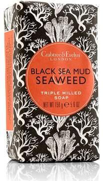 Crabtree & Evelyn Black Sea Mud & Seaweed Triple Milled Soap