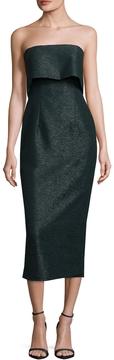 Aq/Aq Women's Ripple Midi Dress