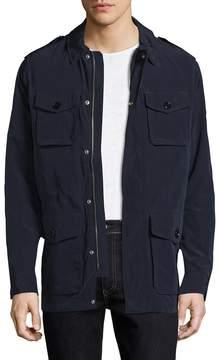 J. Lindeberg Men's Foreman 62 Peach Puffer Jacket