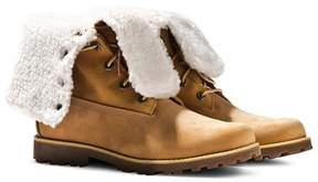 Timberland Classic Wheat Shearling Boots