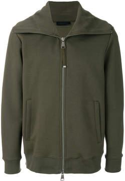 Diesel Black Gold zipped hoodie