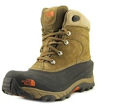 The North Face Chilkat Ii Round Toe Canvas Hiking Boot.