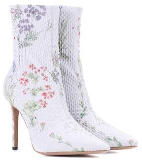 Altuzarra Exclusive to mytheresa.com – Elliot floral-printed ankle boots