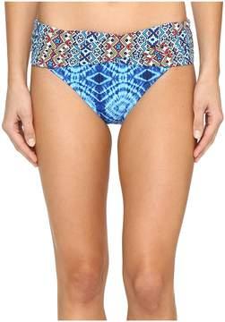 Bleu Rod Beattie Mykonos Sarong Hipster Bottom Women's Swimwear