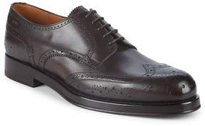 Bally Men's Norsk Wingtip Leather Oxfords