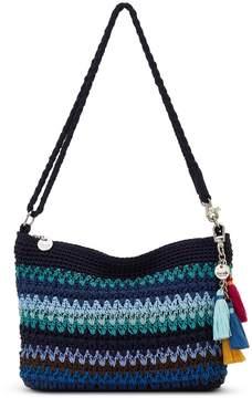 The Sak Collective Crochet Striped Cross-Body Bag