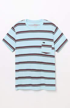 RVCA Success Striped Pocket T-Shirt