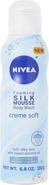 Nivea Silk Mousse Body Wash Creme Soft