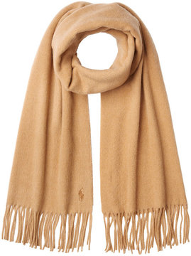 Polo Ralph Lauren Scarf with Cashmere and Wool