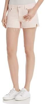 DL1961 Renee Cutoff Denim Shorts in Blush Pink