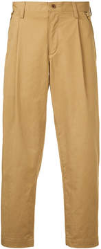Kolor cropped tailored trousers