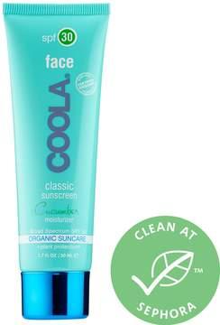 COOLA Classic Face SPF 30 - Cucumber