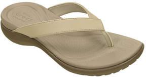Crocs Women's Capri V Flip Flop Sandal