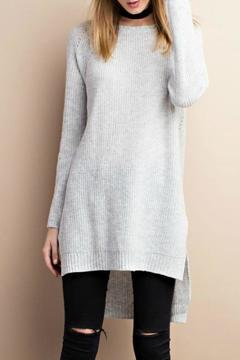 Easel Nikki Sweater Tunic