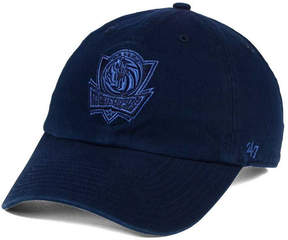 '47 Dallas Mavericks Triple Rush Clean Up Cap