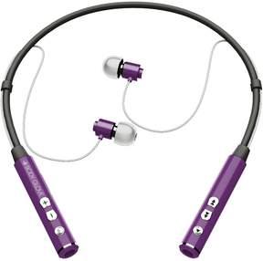Body Glove DGL USA Behind the Neck Ultra Slim Wireless Headset - Purple