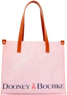 Dooney & Bourke DB Pink Ribbon Shopper - PINK - STYLE