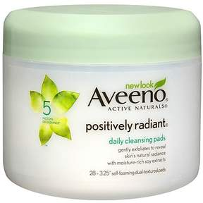 Aveeno Active Naturals Positively Ageless Daily Cleansing Pads