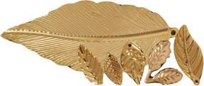Scunci Gold Leaf Velcro Patches