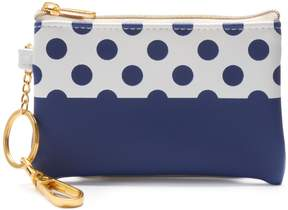 Lauren Conrad Sweet Dots Key Chain Coin Pouch