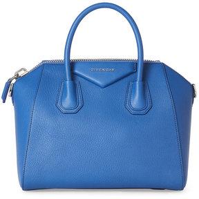 Givenchy Indigo Blue Antigona Small Top Handle Satchel
