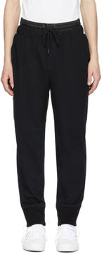 Public School Black Fjorke Lounge Pants