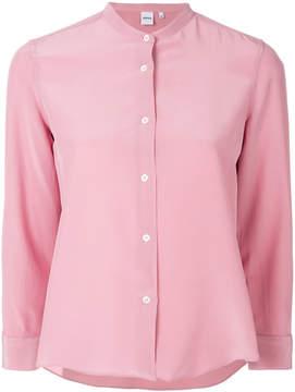 Aspesi round neck button shirt
