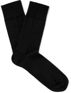 Falke Sensitive Berlin Virgin Wool-Blend Socks