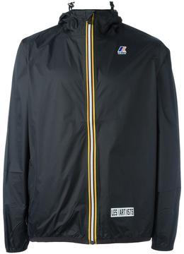Les (Art)ists K-Way X Anthony jacket