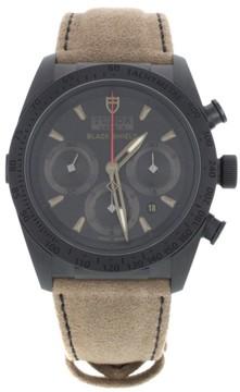 Tudor Fastrider BlackShield 442000CN-ALCANTARA Ceramic Automatic 42mm Mens Watch