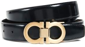 Salvatore Ferragamo Double Gancini Reversible Adjustable Belt