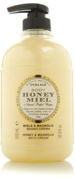Perlier Honey Magnolia Bath Cream 16.9 fl. oz.