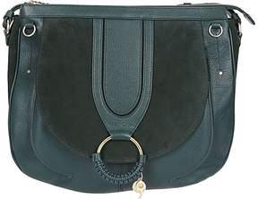 See by Chloe Leather Shoulder Bag