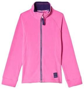 O'Neill Pink Full Zip Fleece