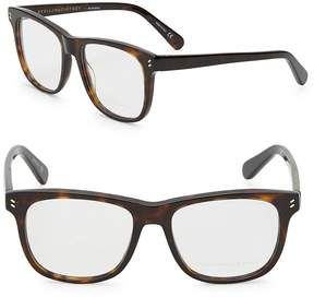 Stella McCartney Women's 52mm Tortoise Shell Optical Glasses