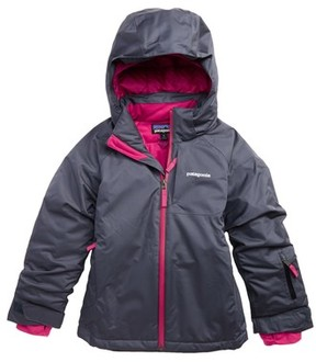 Patagonia Girl's Snowbelle Waterproof Insulated Jacket