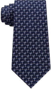Club Room Men's Martini Silk Tie, Created for Macy's