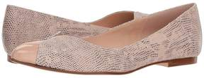 French Sole Zigzag Women's Shoes