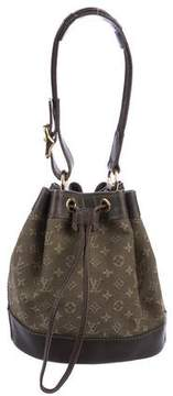 Louis Vuitton Mini Lin Noelie Bag