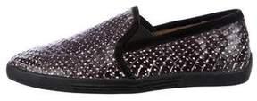 Joie Kidmore Embossed Slip-On Sneakers