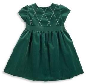 Florence Eiseman Baby's, Toddler's, & Little Girl's Velvet Dress